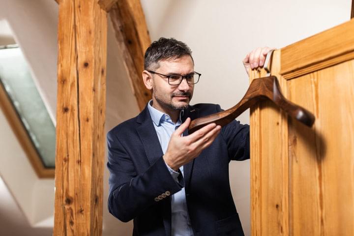 Štěpán Rambousek - Despre Mekko